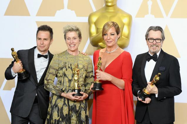 Оскар 2018: победителей огласили в Голливуде