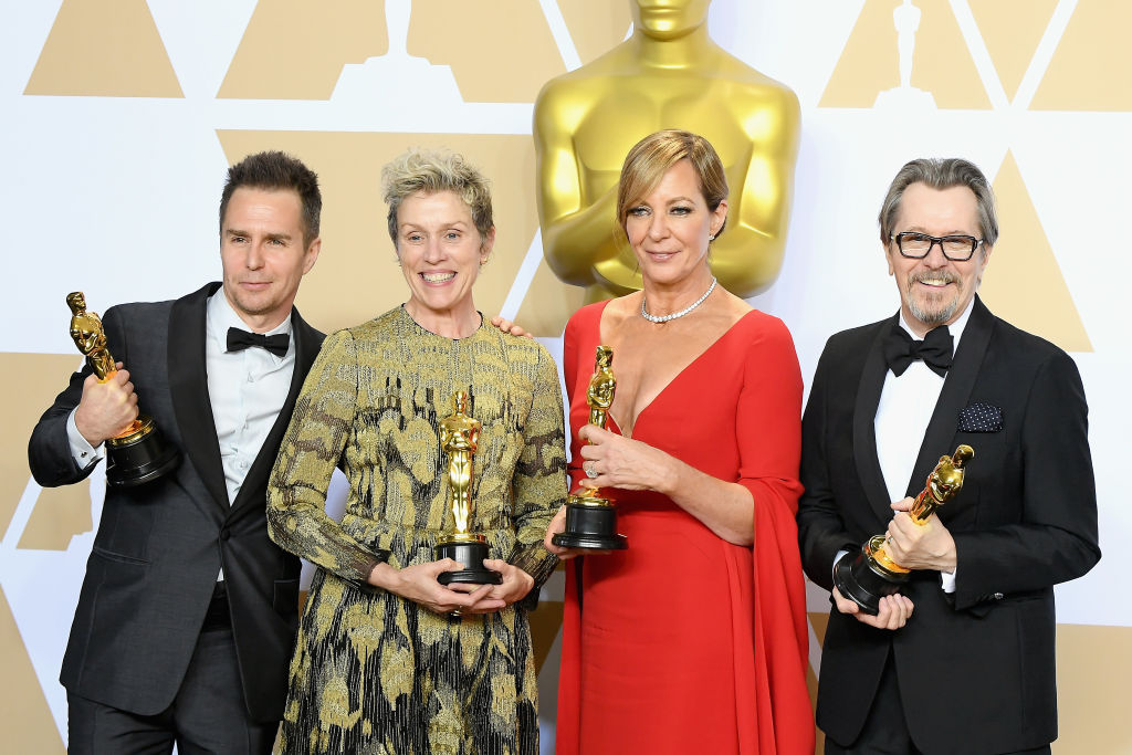 Оскар 2018: победителей огласили в Голливуде-320x180