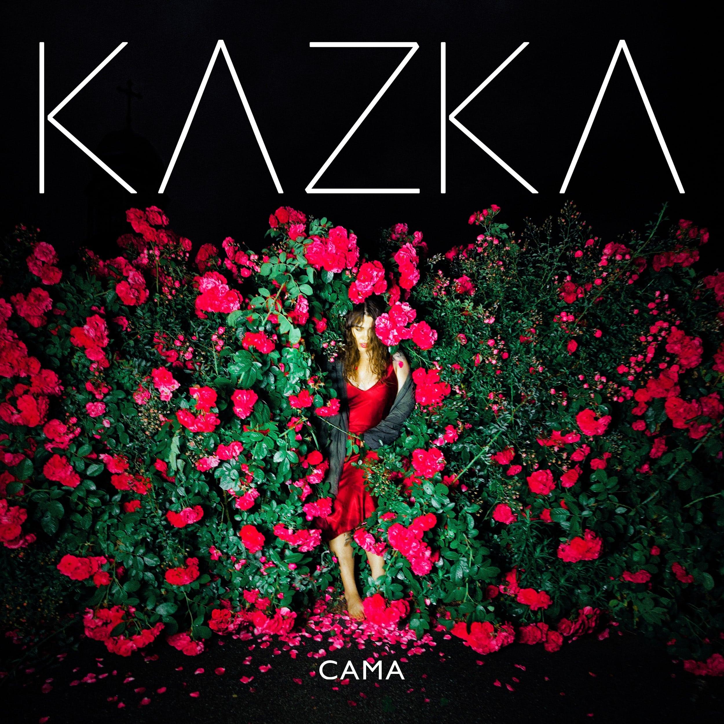 Группа KAZKA презентовала новую песню «САМА»-320x180