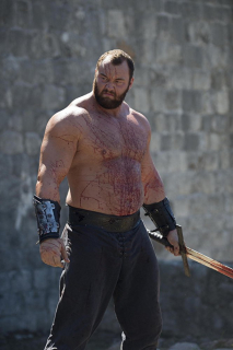 Актер «Игры престолов» побил мировой рекорд