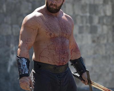 Актер «Игры престолов» побил мировой рекорд-430x480