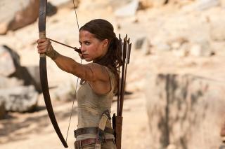 Анджелина Джоли прокомментировала премьеру новой «Лары Крофт»