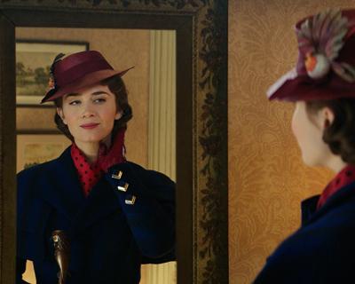 Эмили Блант в роли Мэри Поппинс: в сети появился трейлер-430x480