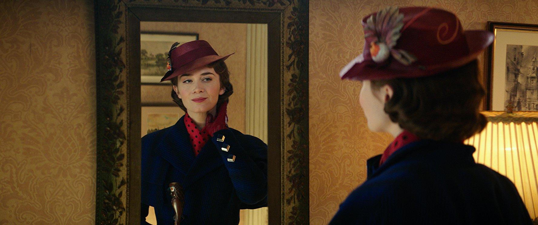 Эмили Блант в роли Мэри Поппинс: в сети появился трейлер-320x180