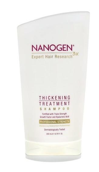 шампунь против выпадения волос nanogen отзывы