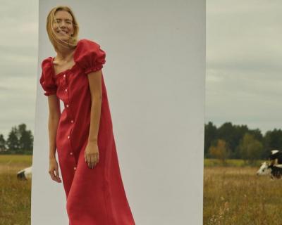 SLEEPER: украинский бренд создал платья для отдыха-430x480