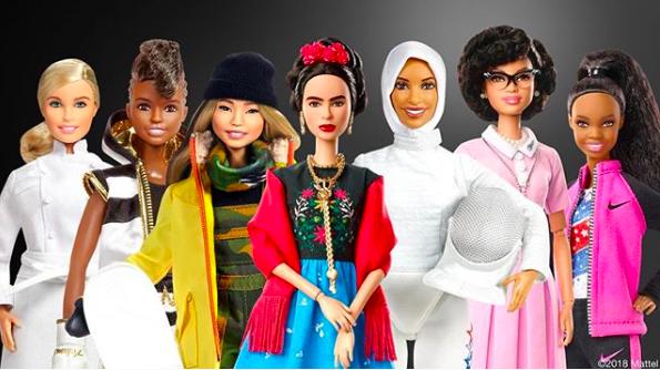 Фрида Кало, Амелия Эрхарт и другие: Барби создали коллекцию кукол о великих женщинах-320x180