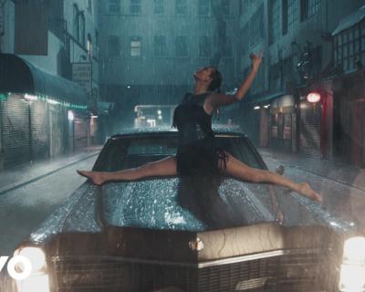 Танцы под дождем: Тейлор Свифт презентовала новый клип-430x480