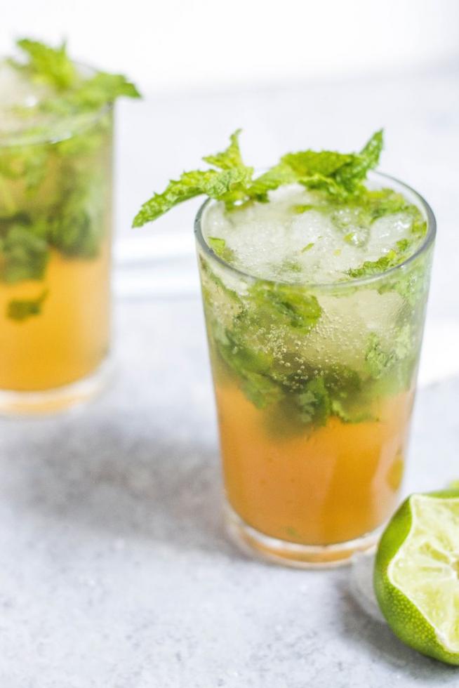 5 напитков, которые помогут справиться с перееданием-Фото 5