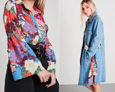Яркая весна: новая коллекция британского бренда LOST INK-430x480