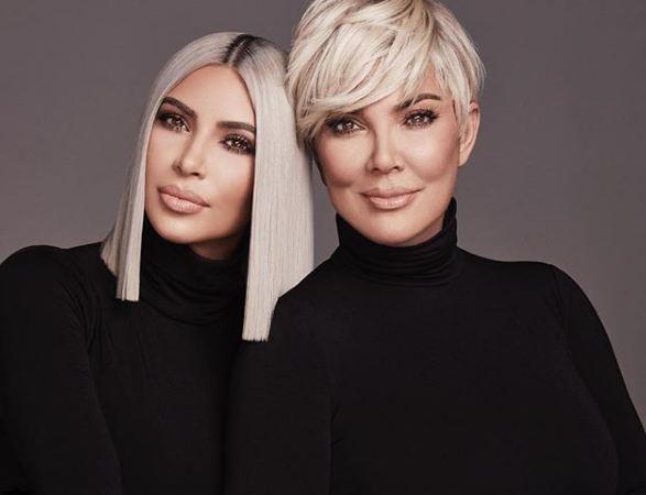 Ким Кардашьян с мамой и бабушкой снялись в рекламе бьюти-бренда-Фото 3