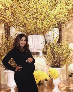 Беременная Ева Лонгория рассказала, как готовится к появлению ребенка