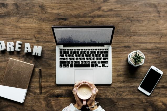 Работа мечты: как найти ее и не потерять