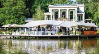 В ресторане Прага открывается летняя терраса