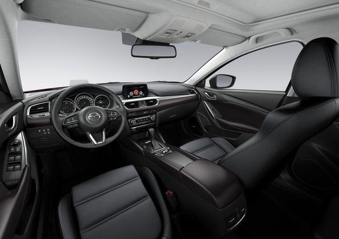 Автомобиль Mazda6-Фото 2