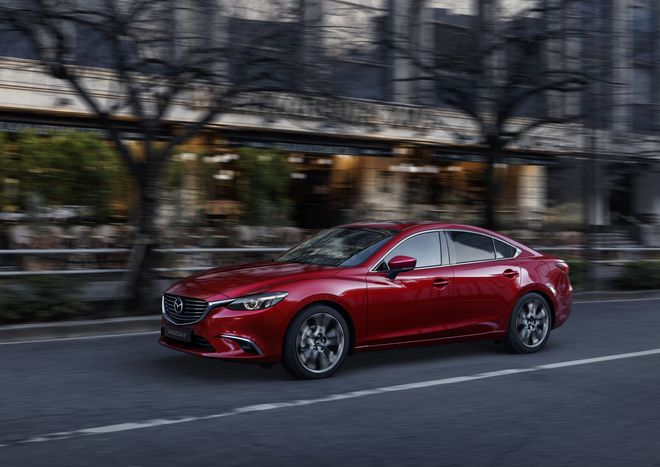 Автомобиль Mazda6-Фото 4