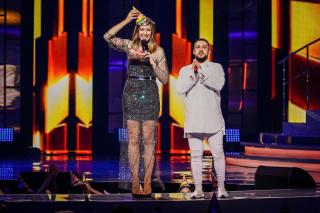 Во все 32: MONATIK отметил свой День рождения на сцене Дворца Украина