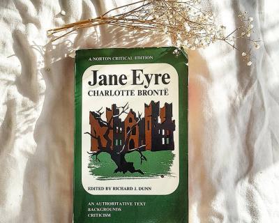 Must-read: Шарлотта Бронте «Джейн Эйр»-430x480