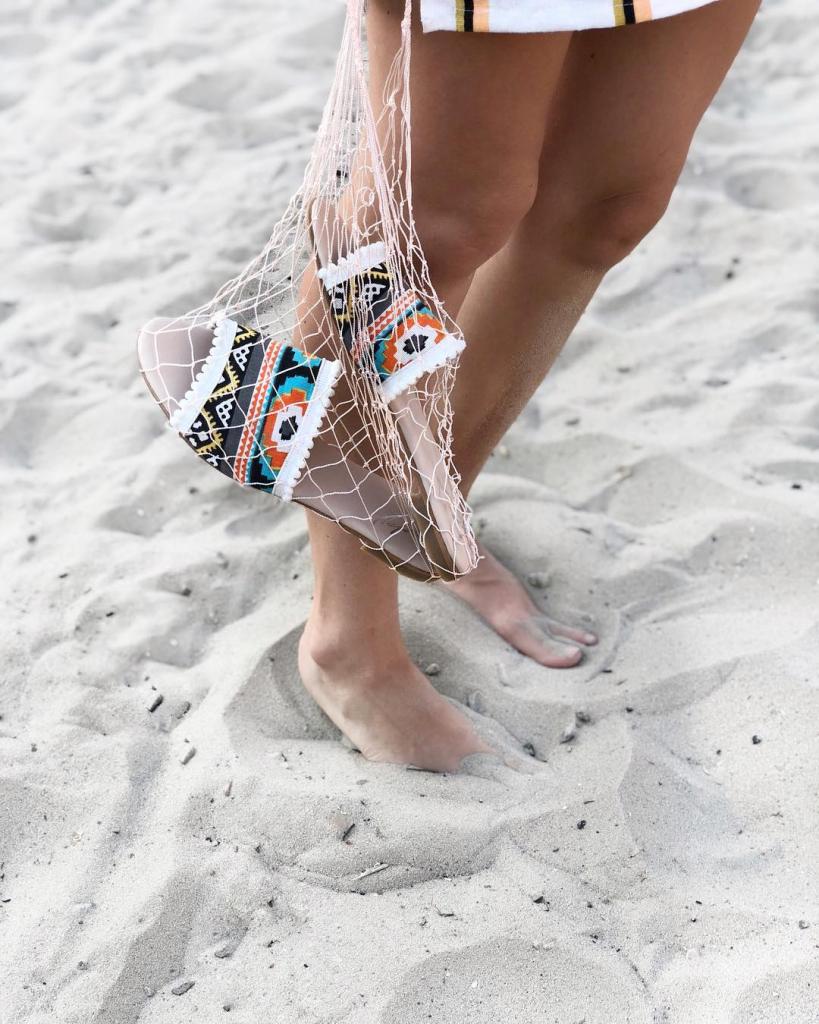 модная обувь лето 2018 фото