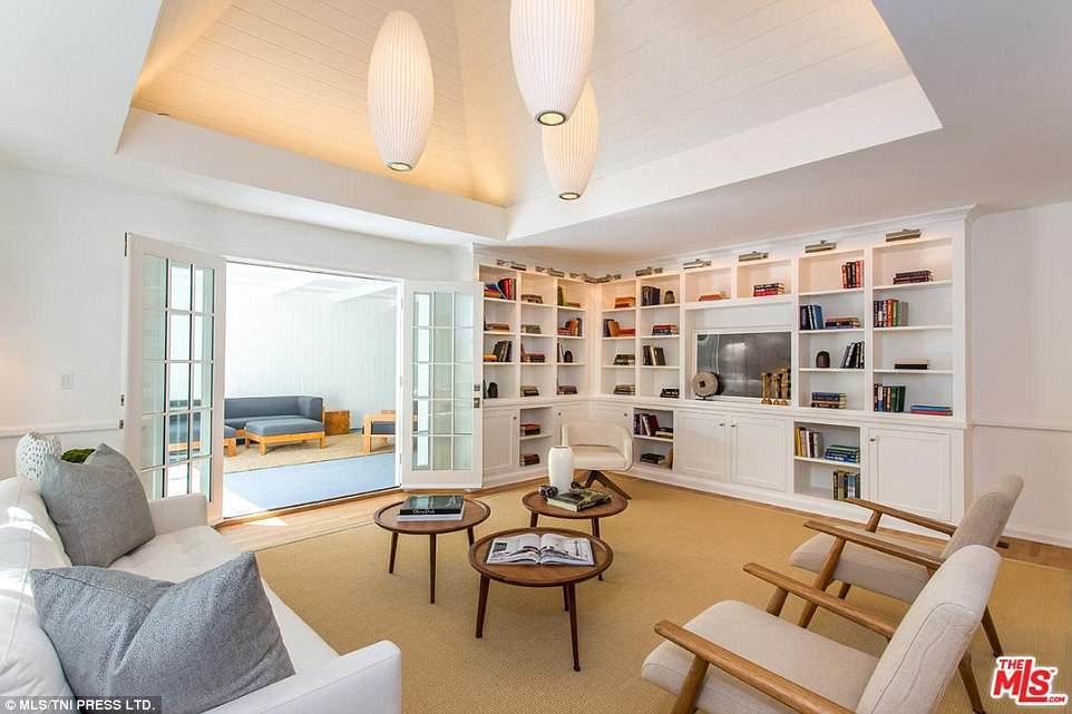 Как в раю: Ди Каприо купил дом Моби в Лос-Анджелесе-Фото 3