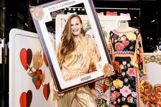 Как это было: презентация весенне-летней коллекции Dolce&Gabbana