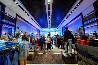 Emporio Armani открывает новый магазин в Киеве