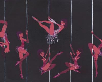 Как я начала заниматься pole dance и ни разу не пожалела-430x480
