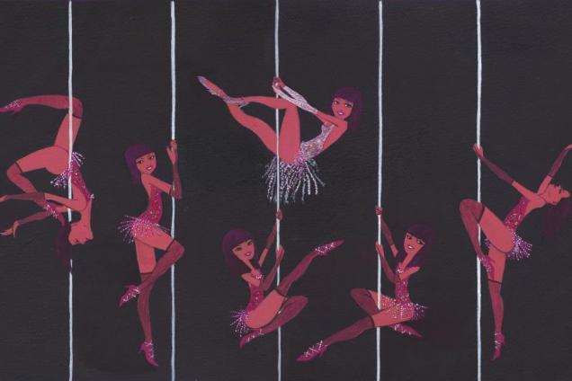 Как я начала заниматься pole dance и ни разу не пожалела