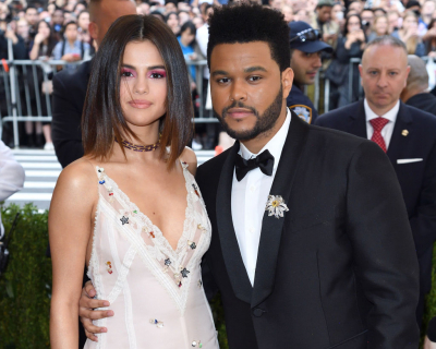 The Weeknd и Селена Гомес расстались