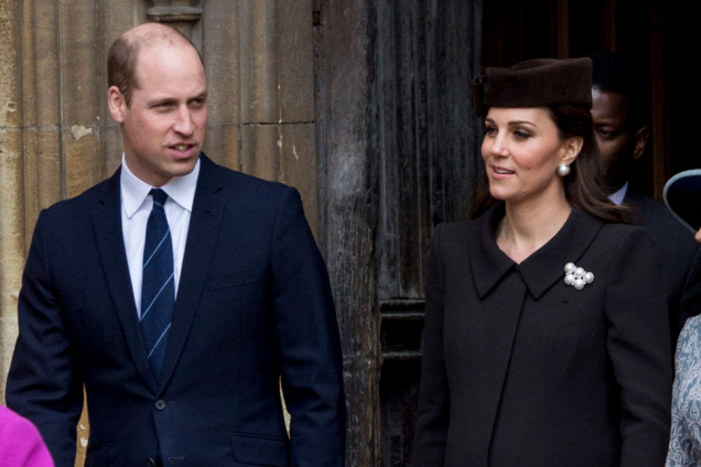 СМИ: Принц Уильям случайно раскрыл пол будущего ребенка