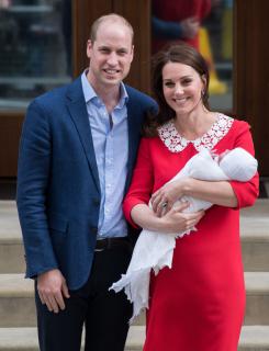 Дань памяти: Кейт Миддлтон надела платье, как у принцессы Дианы