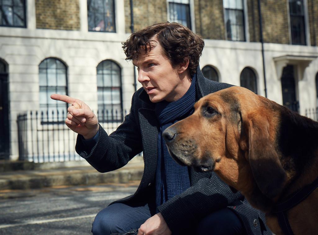Сериал «Шерлок» фото