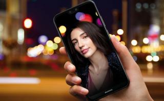 В Украине появилась новая модель смартфона Huawei P20 lite