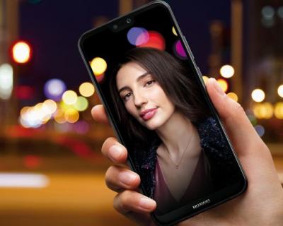 В Украине появилась новая модель смартфона Huawei P20 lite-430x480