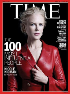 Николь Кидман и Дженнифер Лопес попали в список самых влиятельных людей