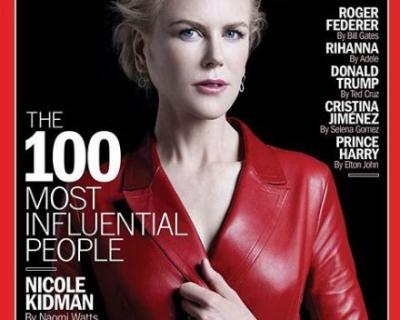 Николь Кидман и Дженнифер Лопес попали в список самых влиятельных людей-430x480