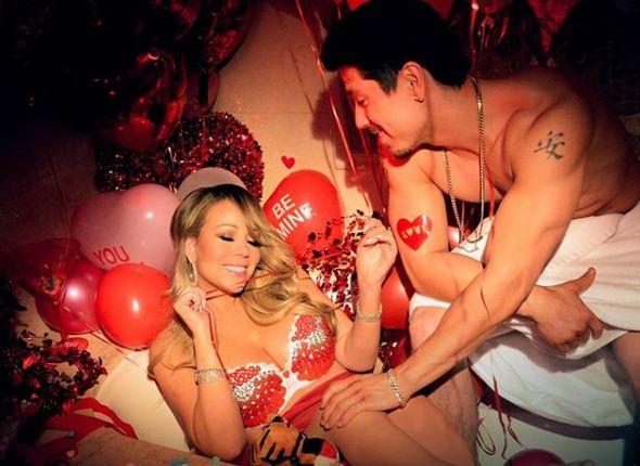 СМИ: Мэрайя Кэри сделала предложение парню-Фото 1