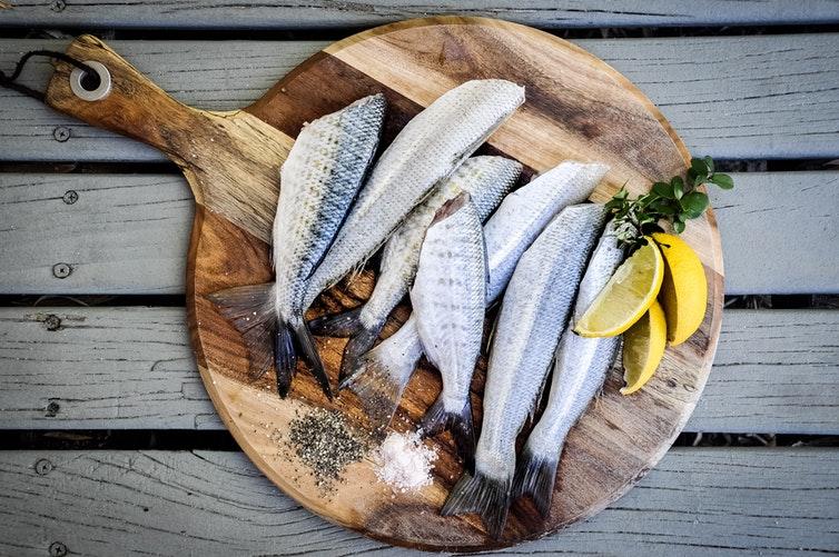 рейтинг полезной рыбы