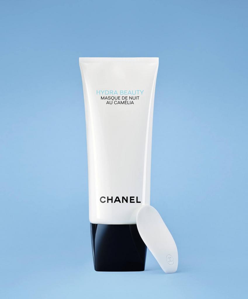 Hydra Beauty Masque De Nuit Au Camélia, Chanel