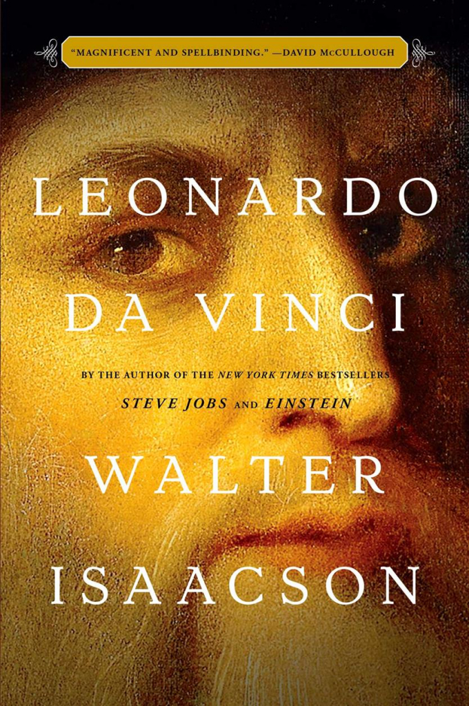 «Леонардо да Винчи», Уолтер Айзексон фото