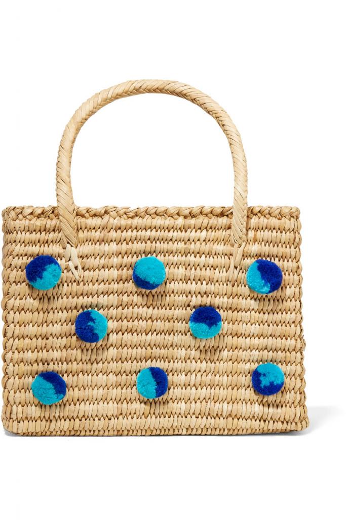 купить плетеную сумку