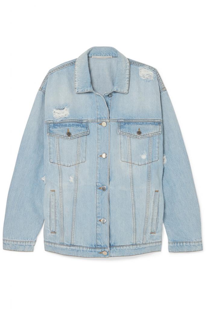 джинсовые куртки с чем носить