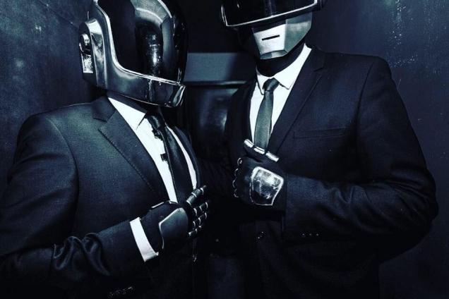 В Киеве пройдет официальное трибьют-шоу Daft Punk