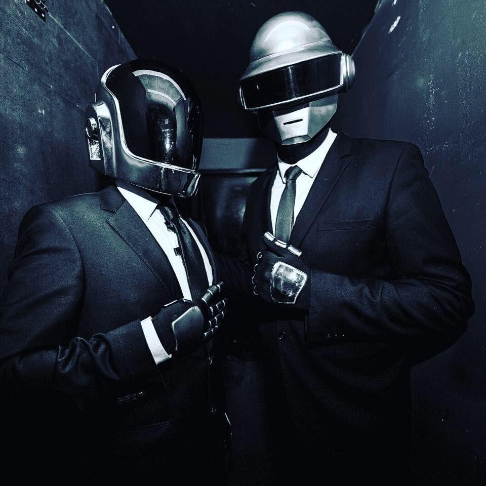 В Киеве пройдет официальное трибьют-шоу Daft Punk-320x180