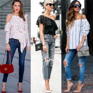 С чем носить джинсы в этом сезоне: 8 стильных идей