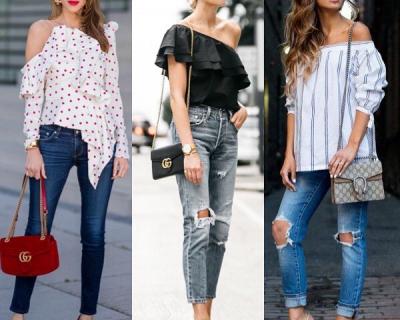 С чем носить джинсы в этом сезоне: 8 стильных идей-430x480