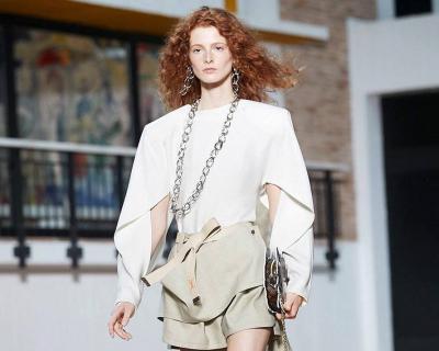 Louis Vuitton представил новую круизную коллекцию 2019-430x480