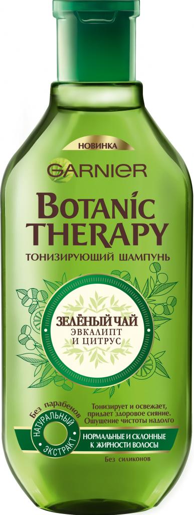 Botanic Therapy, GARNIER отзывы