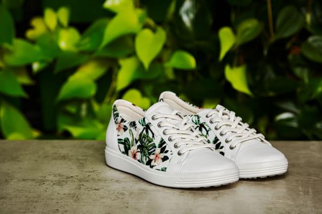 Вдохновленные весной: Новая коллекция обуви и аксессуаров от ECCO