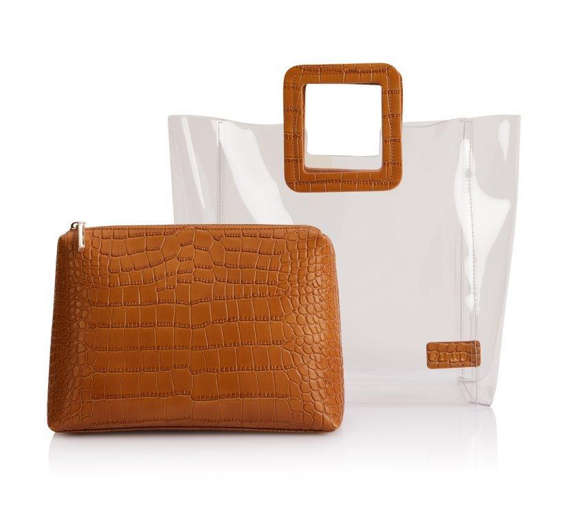 прозрачные сумки из пвх